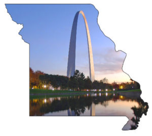 online jigsaw puzzle of missouri