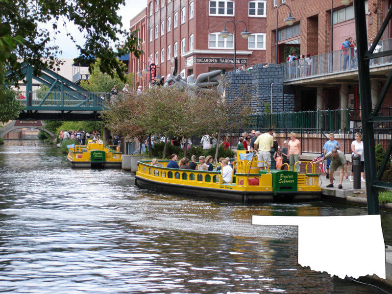 Oklahoma City Water Taxis